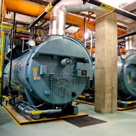 промывка котлов, промывка водонагревателей